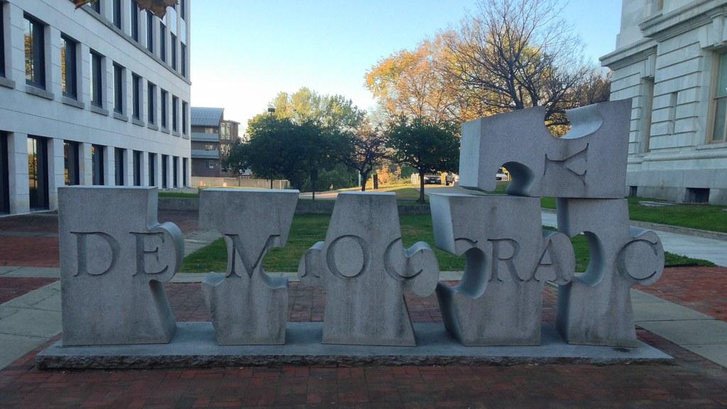 The Puzzle of Democracy