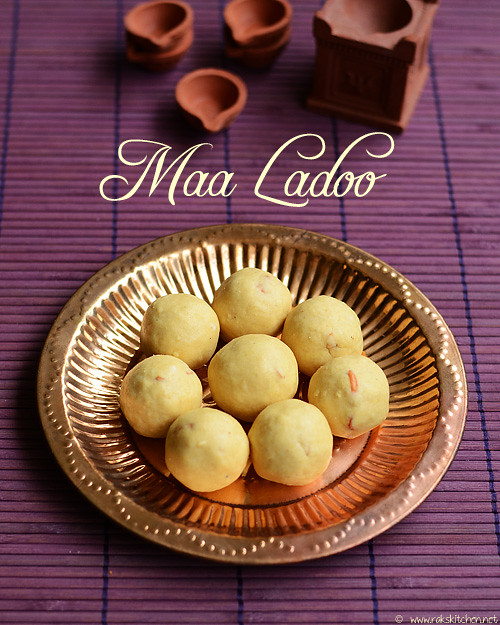 maa-laddu
