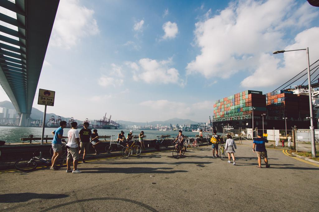昂船洲大橋 | Bike The Moment | Flickr