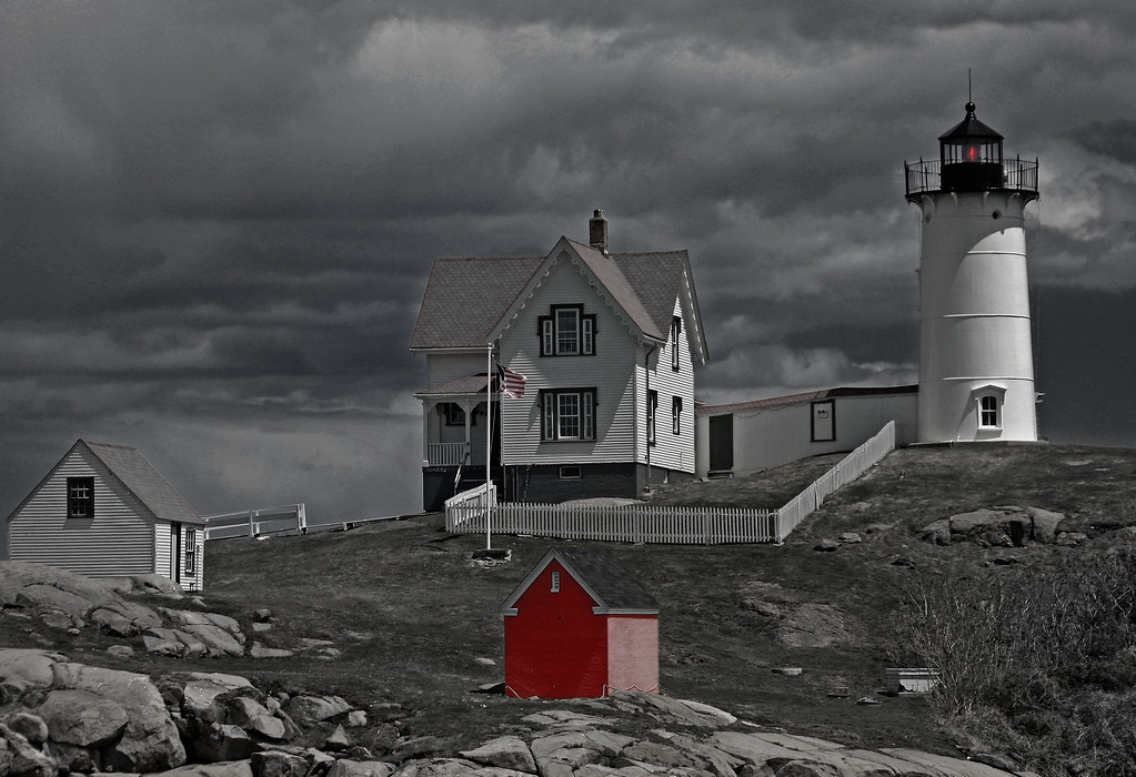 Take a nibble on the Nubble...