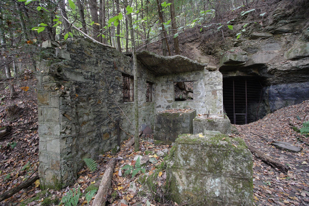 Kaymoor Mine Site (Kaymoor, WV)
