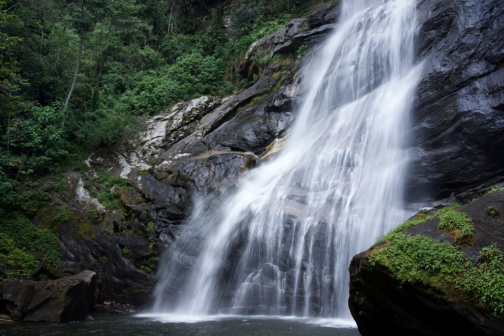 Sanje falls