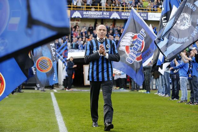 Club Brugge - AA Gent 26-10-2014