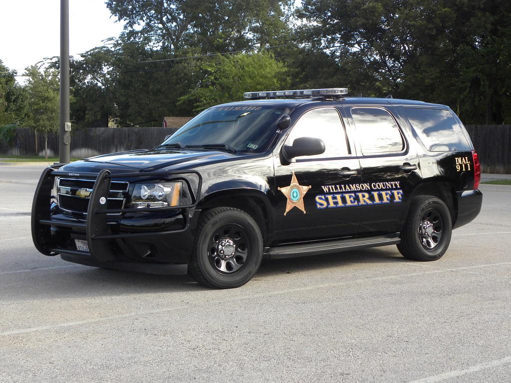 Williamson County Sheriff Unit 320 | Chevrolet Tahoe