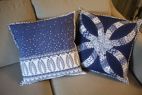Bengal Pillows by Kelsey | by Everyday Fray