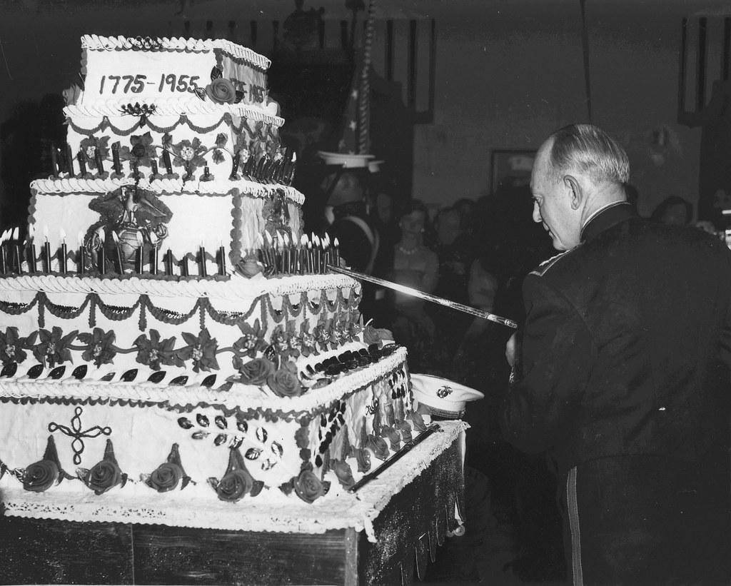 Fabulous Marine Corps Birthday Celebration Washington Dc 10 Nove Flickr Personalised Birthday Cards Akebfashionlily Jamesorg