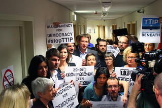 Open the Door to Transparency: #StopTTIP | by greensefa