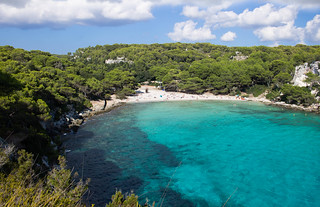 Cala Macarella | by bomme