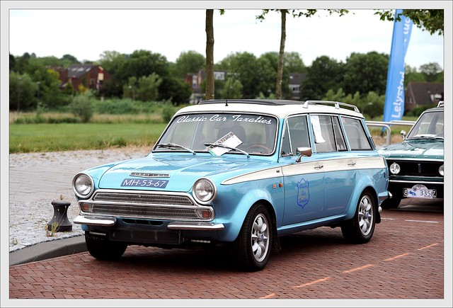 Ford Consul Cortina 1500 Estate Car / 1963