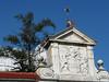 Ptuj – hrad, Leslieho erb, foto: Petr Nejedlý