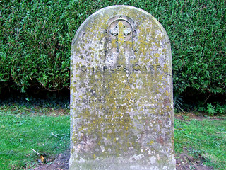 died from injuries received by a stroke from a sail of the Runham mill