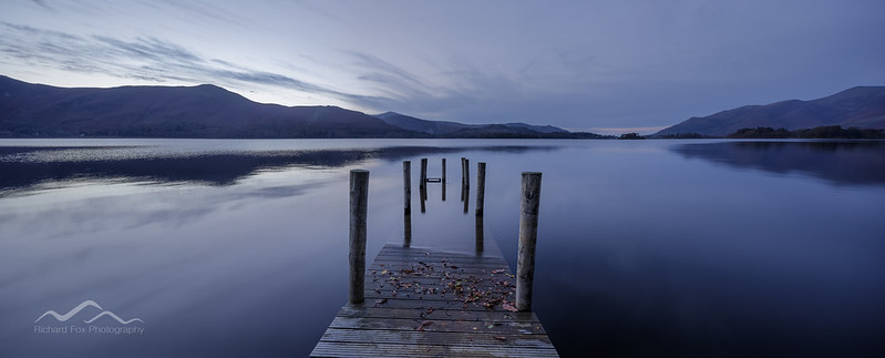 Derwent Autumn Blues