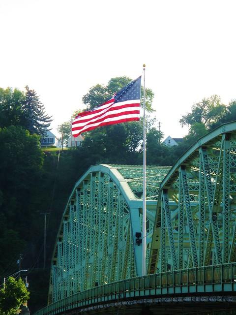 Flag Day, Kittanning Pennsylvania