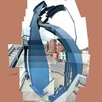 Sea Music #siranthonycaro #seamusic #sculpture #poole #pooleharbour #nofilter #instagrames #instalike #cerisinfield #ceriphotomontage #photographer #photomontage