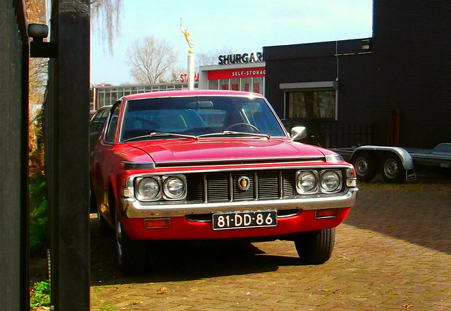 Toyota Crown 2600 Hardtop