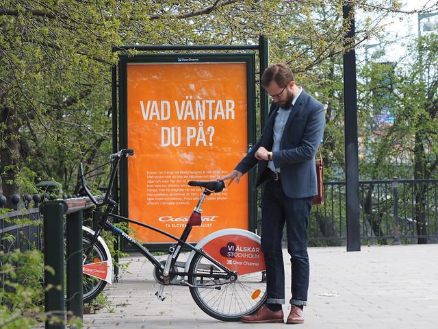Stockholm Bike Share