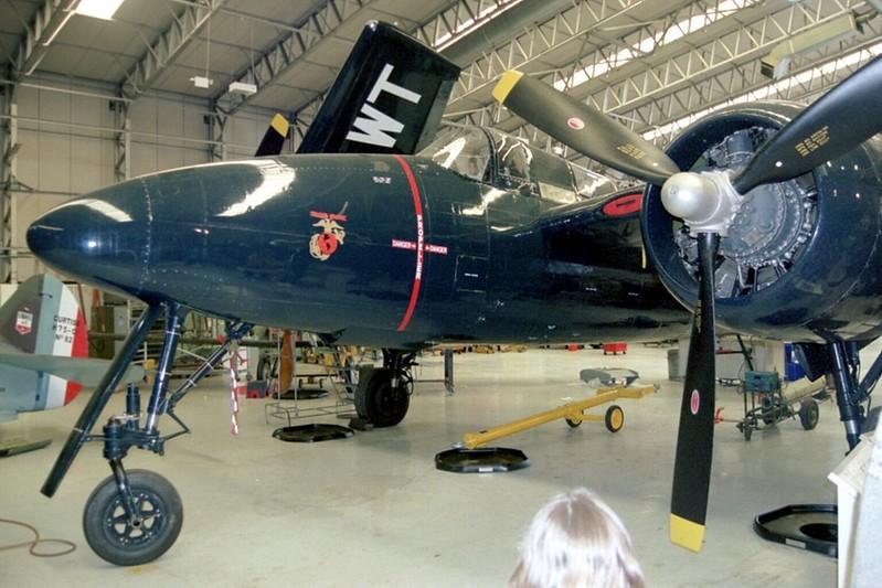 Grumman FM-2 Wildcat 6