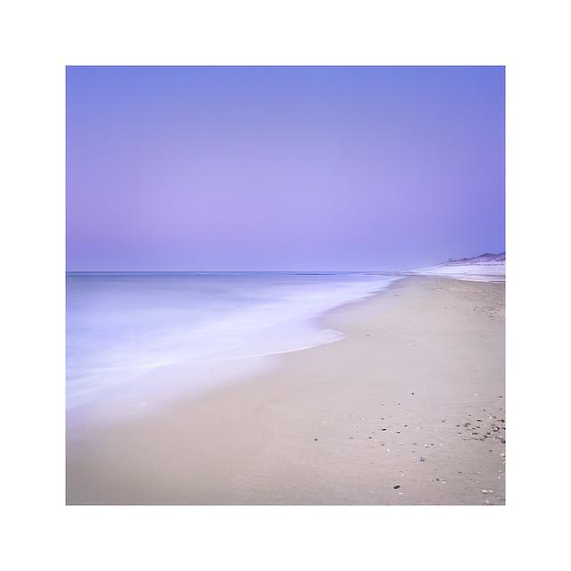 The beach series number 6, Den Helder Netherlands.