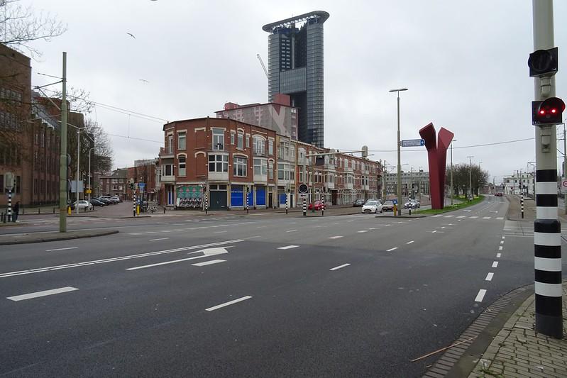 20170319 10 Den Haag - Rijswijkseplein - Haagse Toren