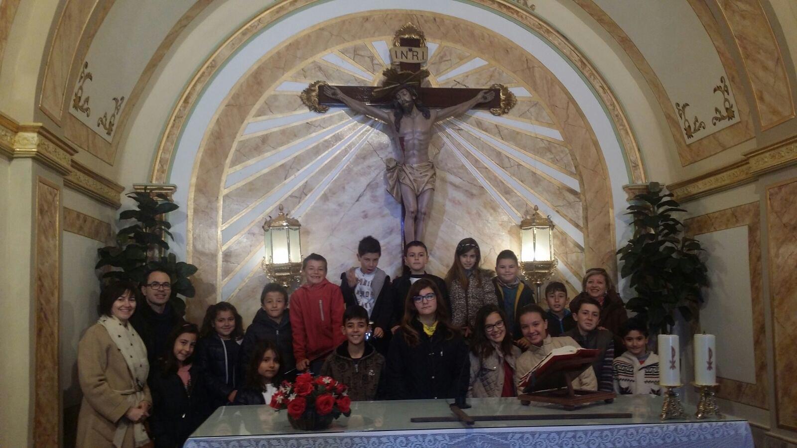 (2016-03-12) - Post-comunión y 2º año catequesis, vía crucis - Alberto Montesinos Villaplana