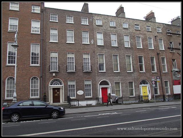 Dublin. Puertas de Colores