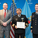 Fri, 04/07/2017 - 14:32 - On April 7, 2017, the William J. Perry Center for Hemispheric Defense Studies hosted a graduation for its Defense Policy and Complex Threats program in Lincoln Hall at Fort McNair in Washington, DC.