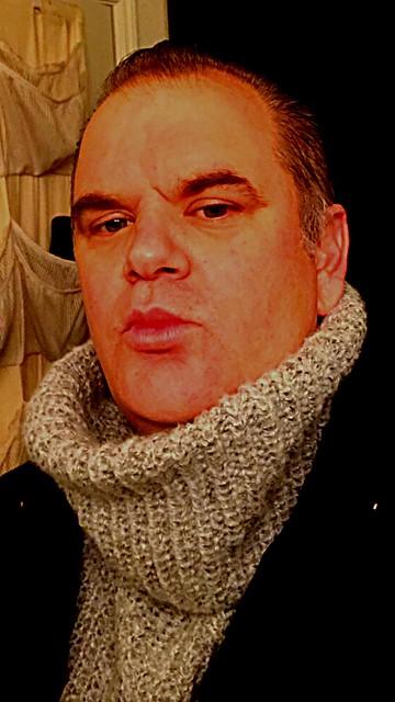 Giant Chuoku Turtleneck and Wool Coat 2.