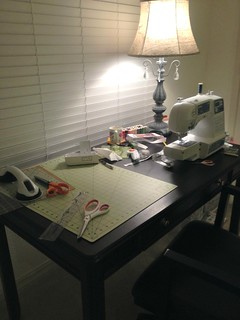 late night sewing | by threadsandbobbins