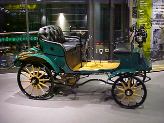 Opel Horseless Carriage