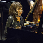 The Toshiko Akiyoshi Trio at REDCAT, Friday, September 26, 2014. Photos reproduced by Bob Barry's kind permission.