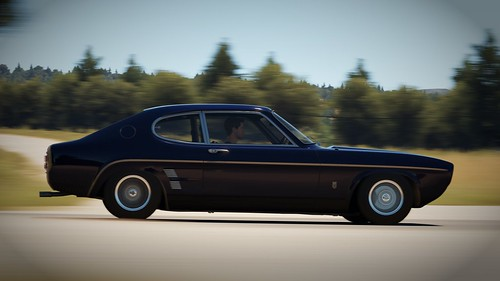 Ford Capri | by Populuxe Cowboy