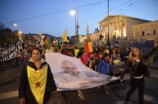 Großdemo: Solidarität mit Rojava! #Kobane #ISIS | by daniel-weber