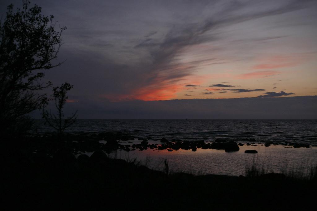 Gotland, oktober