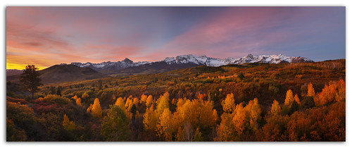 autumn sanjuanmountains dallasdivide coloradofallcolors mountsneffels coth5