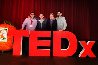 TEDxRiverside speakers