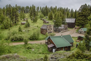 Garnet Ghost Town, Montana | by mypubliclands