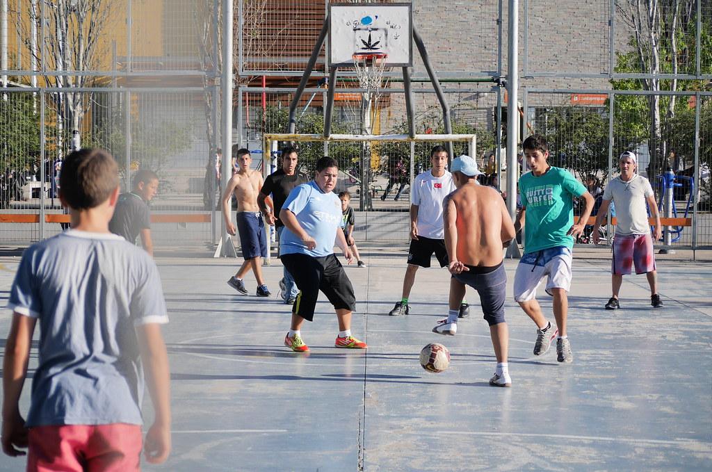 Fútbol al desnudo
