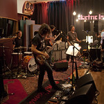Tue, 09/09/2014 - 8:47pm - Ryan Adams with an audience of WFUV Members at Electric Lady Studios in New York City, 9/9/14. Photo by Laura Fedele
