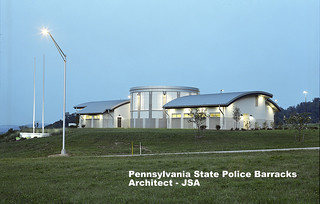 Pennsylvania State Police Barracks_2 | by BraceEngineering