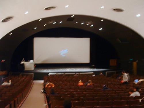 Inside The J. Fenton McKenna Theatre