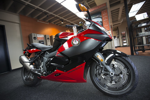 Our motorcycle wraps give a striking one-of-a-kind look. | by eliteautosalon719