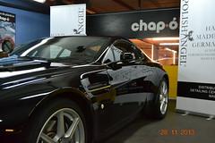 Aston Martin. Pulido Integral