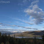 Lake McDonald and Howe Ridge