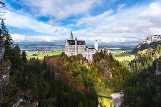 Schloss Neuschwanstein | by bigvern