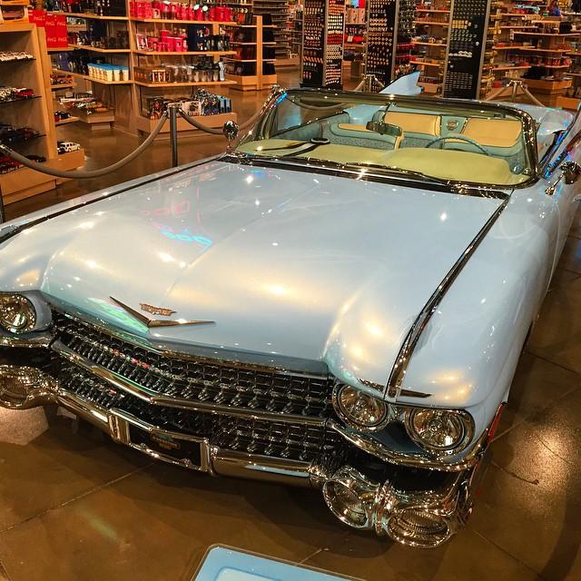 Cadillac Eldorado owned by Elvis Presley himself! Cadillac… | Flickr