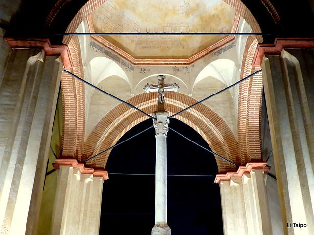 Sevilla. La Cruz del Campo