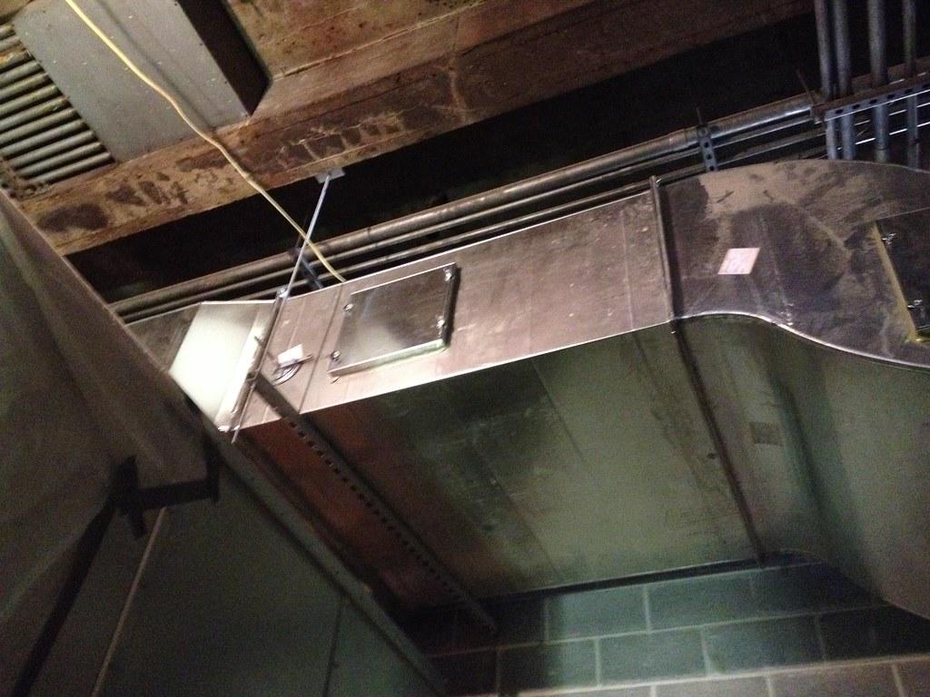 CM014A - Madison Yard - Installation of Access Door at Dam