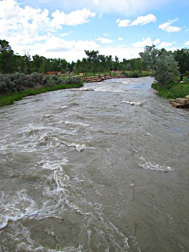 river colorado rapids waterpark montrosecolorado uncompahgreriver