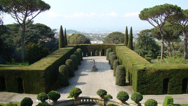 Giardini di Castel Gandolfo 4