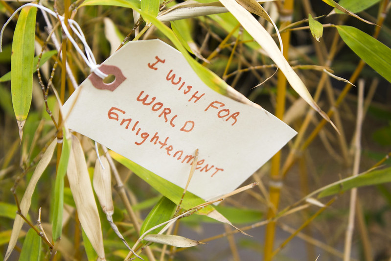 World enlightenment